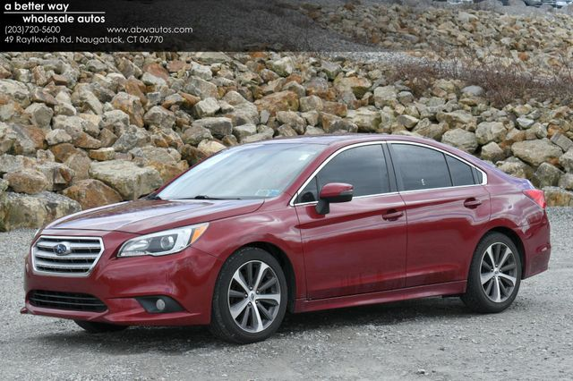 2016 Subaru Legacy 2.5i Limited Naugatuck, Connecticut