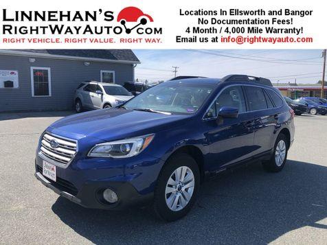 2016 Subaru Outback 2.5i Premium in Bangor