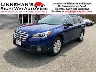 2016 Subaru Outback 2.5i Premium in Bangor, ME 04401