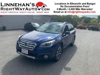 2016 Subaru Outback 2.5i Limited in Bangor, ME 04401