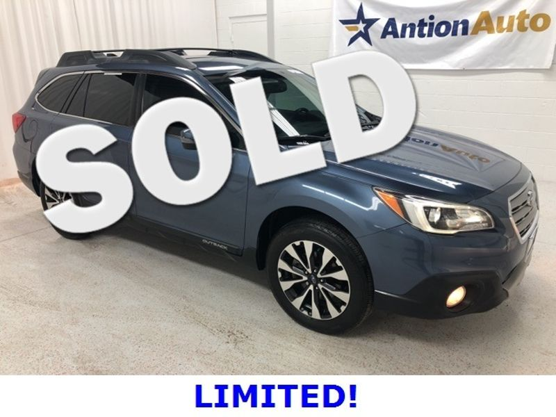2016 Subaru Outback 3.6R Limited | Bountiful, UT | Antion Auto in Bountiful UT