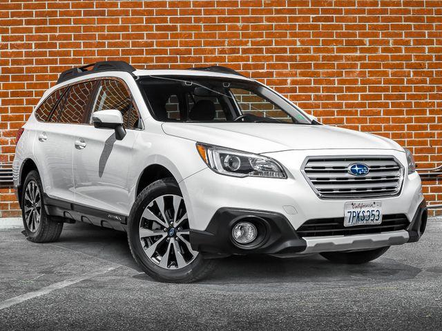 2016 Subaru Outback 3.6R Limited Burbank, CA 1