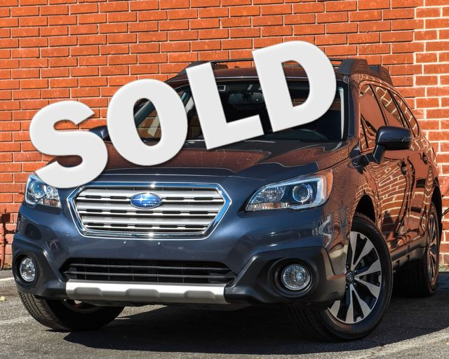 2016 Subaru Outback 2.5i Limited Burbank, CA