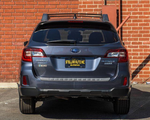 2016 Subaru Outback 2.5i Limited Burbank, CA 6