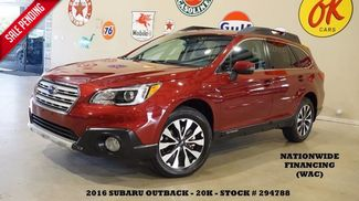 2016 Subaru Outback 2.5i Limited ROOF,NAV,BACK-UP CAM,HTD LTH,H/K S... in Carrollton TX, 75006