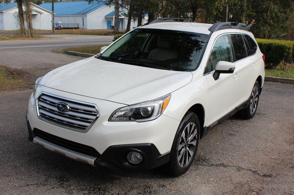 2016 Subaru Outback 2 5i Limited In Charleston