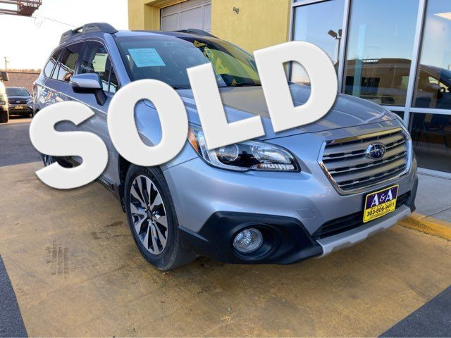 2016 Subaru Outback 2.5i Limited in Englewood, CO 80110