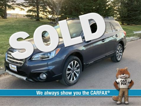2016 Subaru Outback 2.5i Limited in Great Falls, MT
