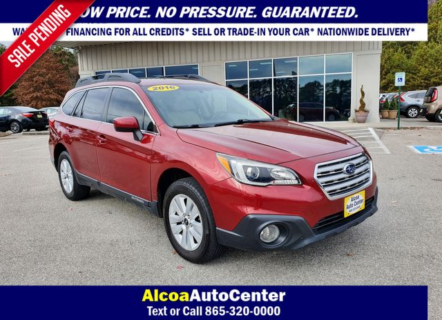 2016 Subaru Outback 2.5i Premium AWD w/Navigation in Louisville, TN 37777