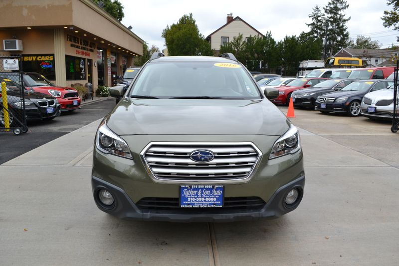 2016 Subaru Outback 25i Premium  city New  Father  Son Auto Corp   in Lynbrook, New