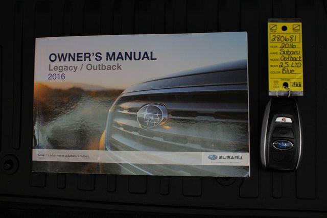 2016 Subaru Outback 2.5i Limited AWD - MOONROOF PKG W/NAVI & EYESIGHT! Mooresville , NC 20