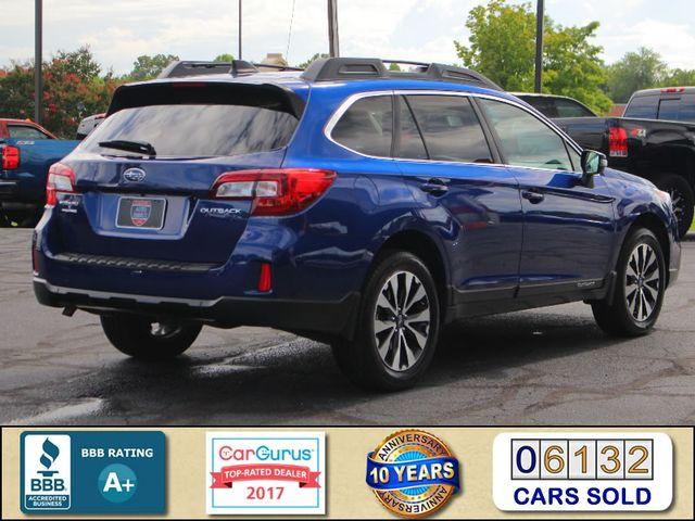 2016 Subaru Outback 2.5i Limited AWD - MOONROOF PKG W/NAVI & EYESIGHT! Mooresville , NC 2