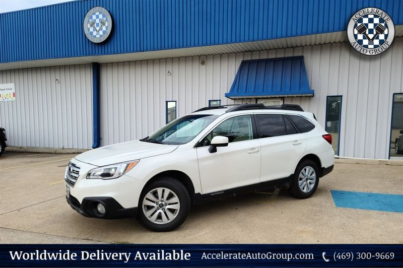 2016 Subaru Outback 2.5i Premium in Rowlett Texas