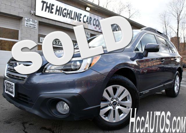2016 Subaru Outback 2.5i Premium Waterbury, Connecticut