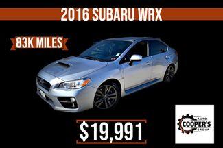 2016 Subaru WRX Premium in Albuquerque, NM 87106