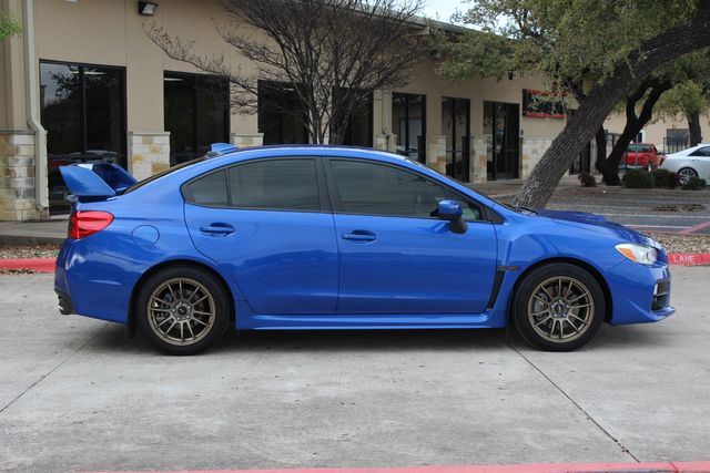 2016 Subaru WRX in Austin, Texas 78726