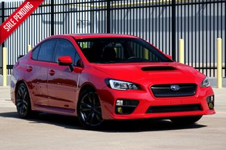 2016 Subaru WRX Limited*Nav*BU Cam*Sunroof*AWD* Only 40k mi* | Plano, TX | Carrick's Autos in Plano TX