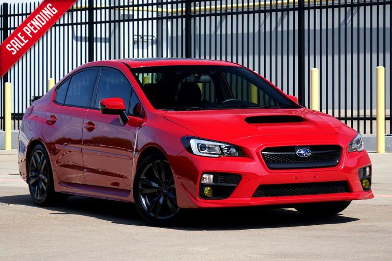 2016 Subaru WRX Limited*Nav*BU Cam*Sunroof*AWD* Only 40k mi* | Plano, TX | Carrick's Autos in Plano TX