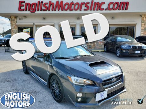 2016 Subaru WRX STI  in Brownsville, TX