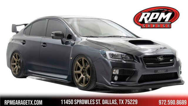 2016 Subaru WRX STI Limited Bagged with Many Upgrades in Dallas, TX 75229
