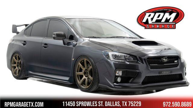 2016 Subaru WRX STI Limited Bagged with Many Upgrades in Dallas, TX 75229