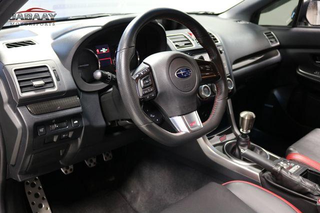 2016 Subaru WRX STI Limited Merrillville, Indiana 9