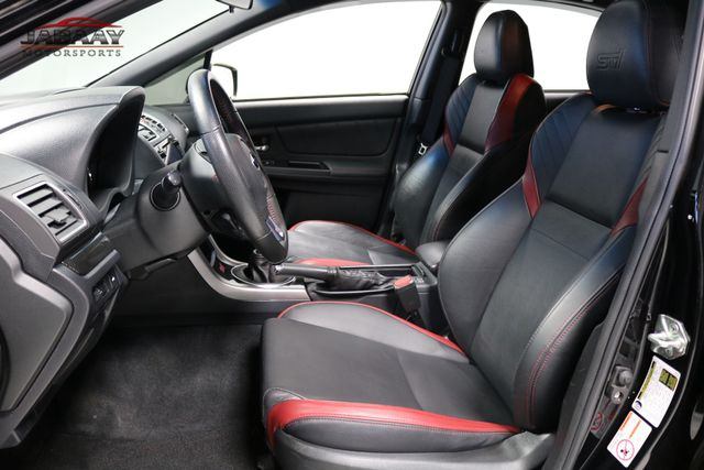 2016 Subaru WRX STI Limited Merrillville, Indiana 10