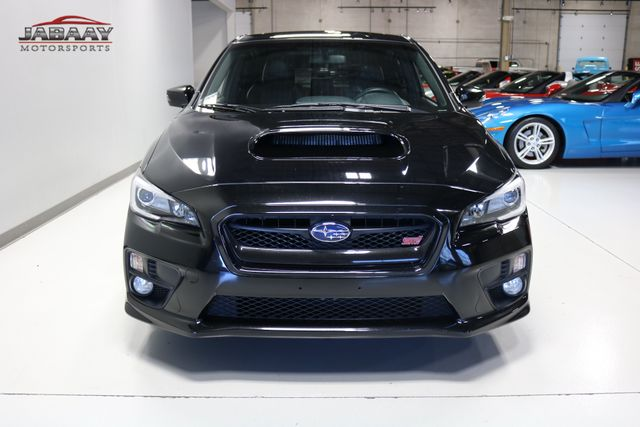 2016 Subaru WRX STI Limited Merrillville, Indiana 7