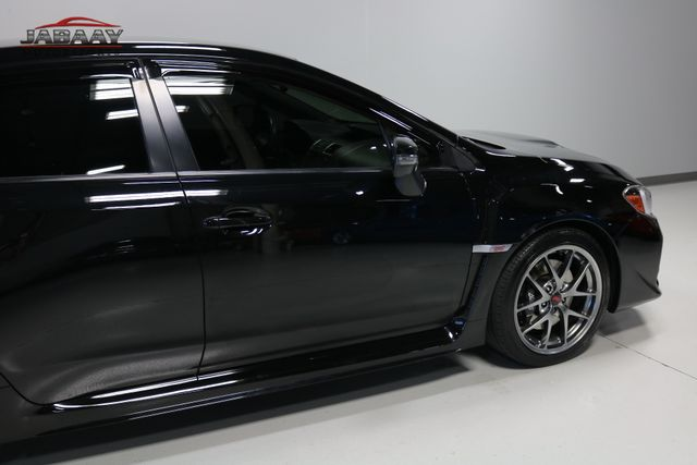 2016 Subaru WRX STI Limited Merrillville, Indiana 41