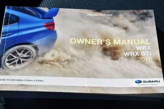2016 Subaru WRX Premium Waterbury, Connecticut 36