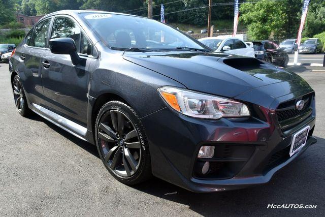 2016 Subaru WRX Premium Waterbury, Connecticut 10