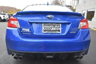 2016 Subaru WRX 4dr Sdn Man Waterbury, Connecticut 4