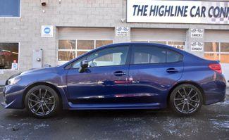2016 Subaru WRX Limited Waterbury, Connecticut 5