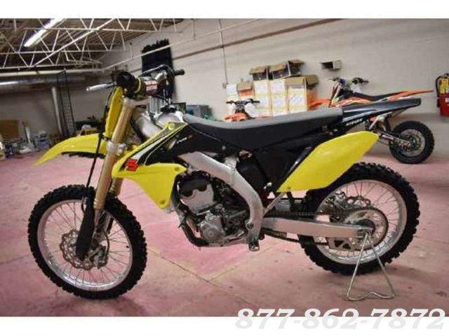 2016 Suzuki RM-Z250 RM-Z250