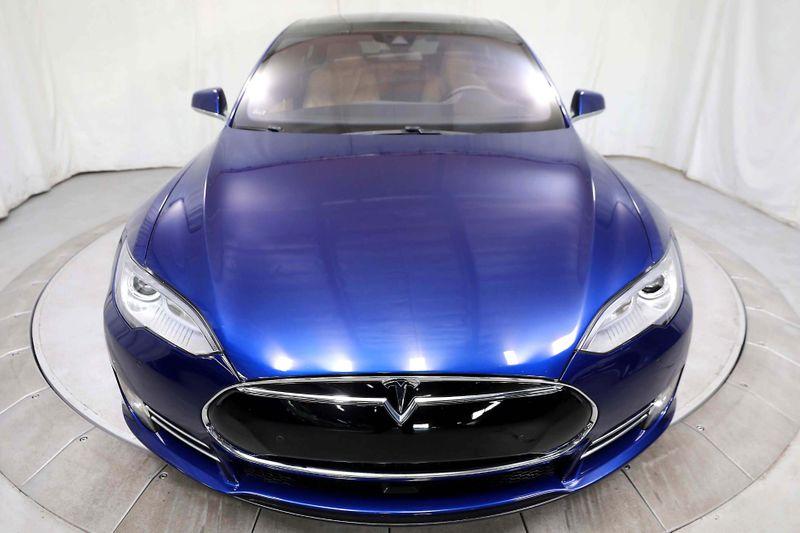 2016 Tesla Model S 70D - Panoramic Roof - New Tires  city California  MDK International  in Los Angeles, California