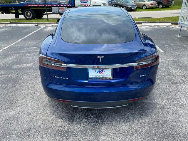 2016 Tesla Model S 90D Longwood, FL 4