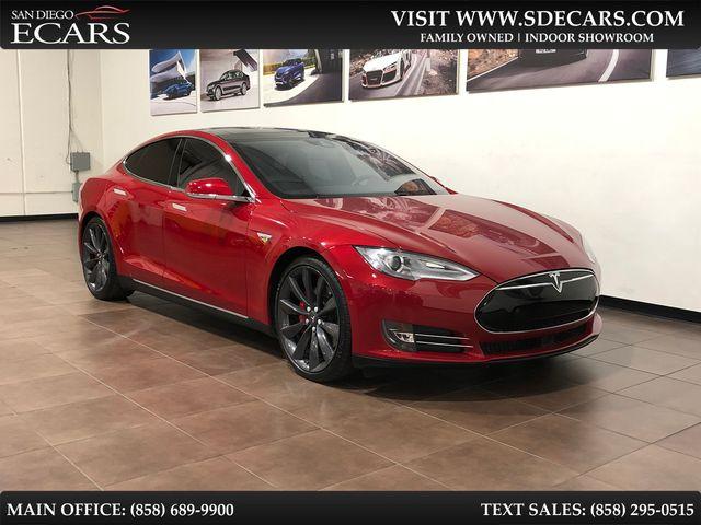2016 Tesla Model S P90D Ludicrous Plus in San Diego, CA 92126