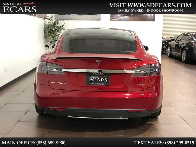 2016 Tesla Model S P90D Ludicrous Plus in San Diego, CA 92126