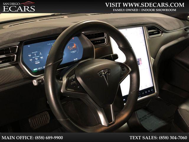 2016 Tesla Model S 85 Auto Pilot Third Row Seat in San Diego, CA 92126