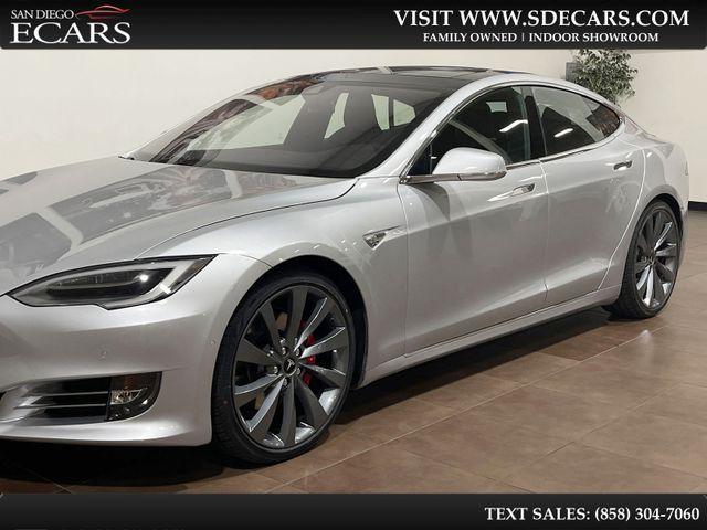 2016 Tesla Model S 90D Ludicrous in San Diego, CA 92126