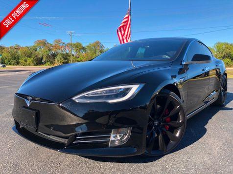 2016 Tesla Model S P90D INSANE MODE 22