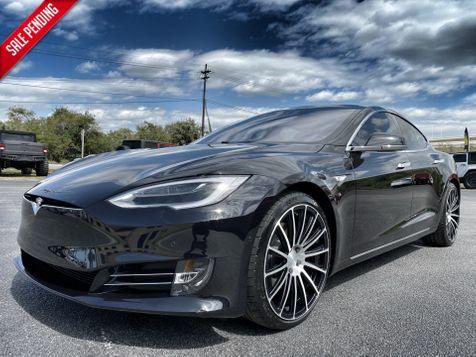 2016 Tesla Model S P90D INSANE+ AUTOPILOT 1 OWNER CARFAX CERT in Plant City, Florida
