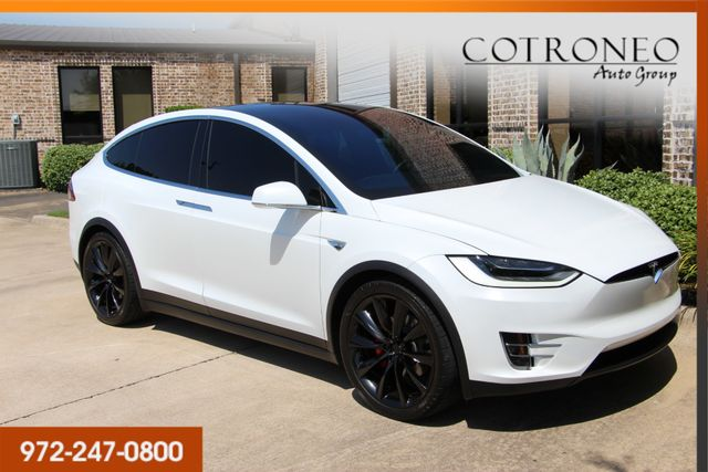 2016 Tesla Model X P90D in Addison, TX 75001