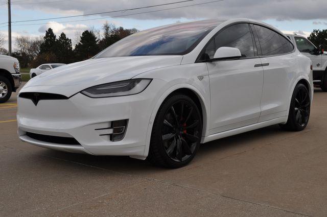 2016 Tesla Model X P90D in Bettendorf/Davenport, Iowa 52722