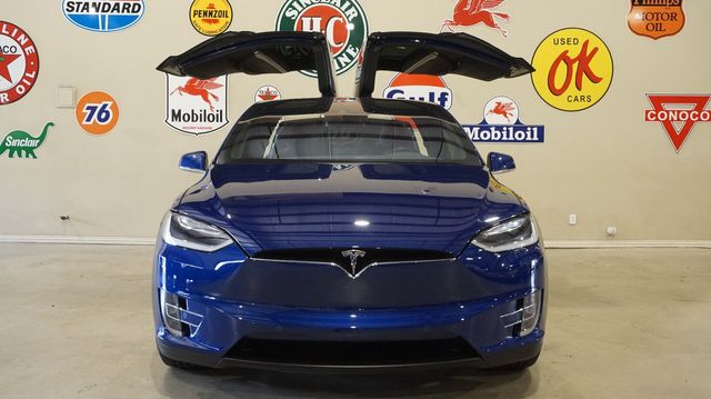 2016 Tesla Model X P90D MSRP 151K,NAV,HTD/COOL LTH,3RD ROW,22'S,11K