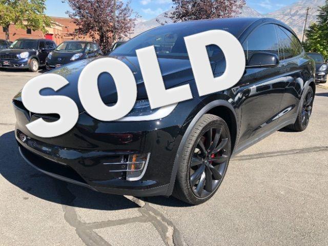 2016 Tesla Model X P90D LINDON, UT