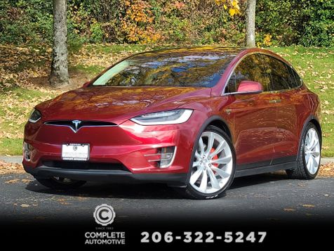 2016 Tesla Model X P90D Signature All Wheel Drive Local 1 Owner 3rd Row STUNNING MSRP Was $134,950 in Seattle