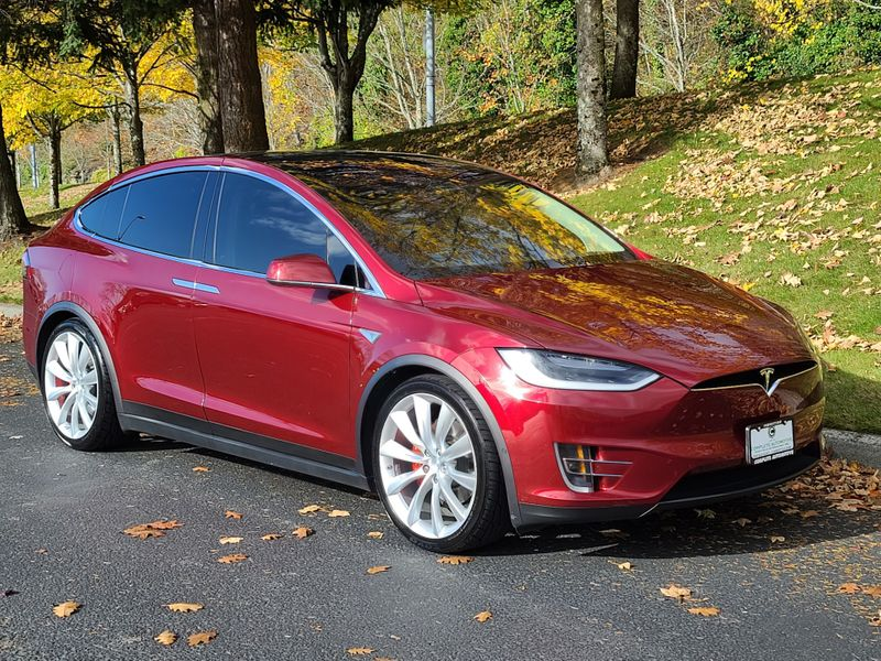 2016 Tesla Model X P90D Signature All Wheel Drive Local 1 Owner 3rd Row STUNNING MSRP Was 134950  city Washington  Complete Automotive  in Seattle, Washington
