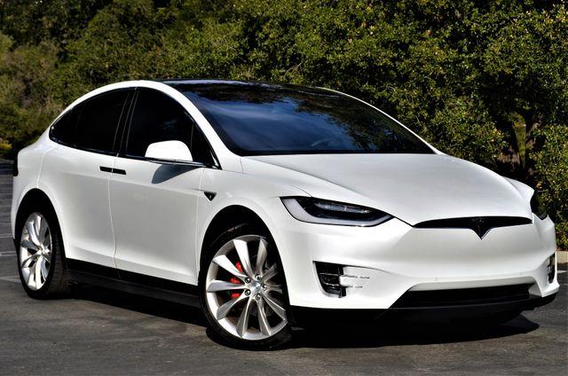 2016 Tesla Model X P90D Reseda, CA 12