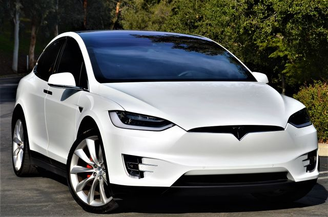 2016 Tesla Model X P90D Reseda, CA 1